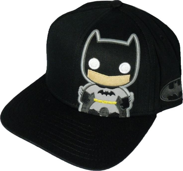 DC Comic Funko Snap-back Baseball Hats