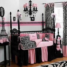 Die besten 25+ Rosa zebra schlafzimmer Ideen auf Pinterest | Zebra ...
