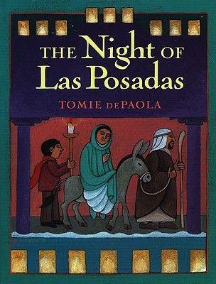 The Night of Las Posadas: Los cuentos Tomie DePaola  son muy lindos!