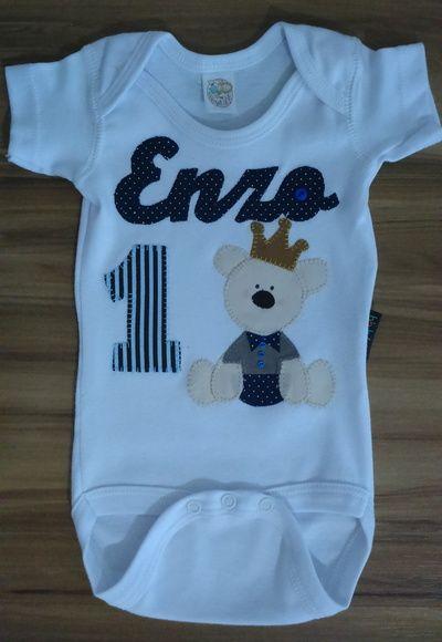 Body para bebê Customizado