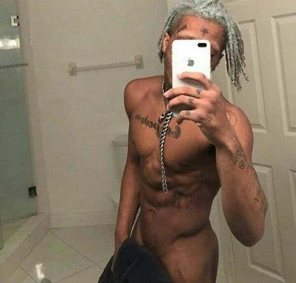 Rappers nude