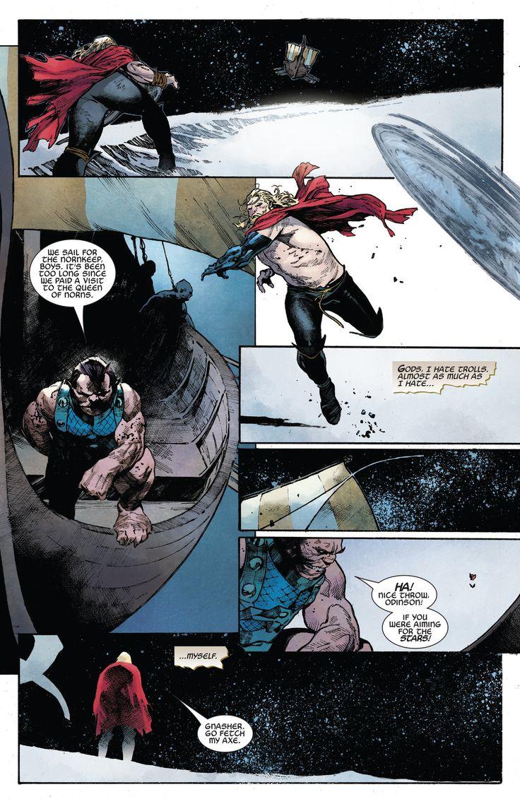 The Unworthy Thor #1
