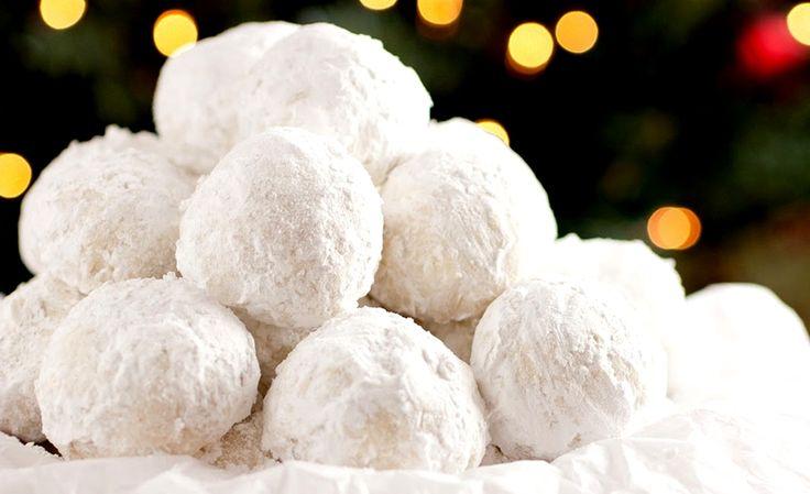 Печенье Снежок как в магазине - рецепт с фото | CookJournal.ru