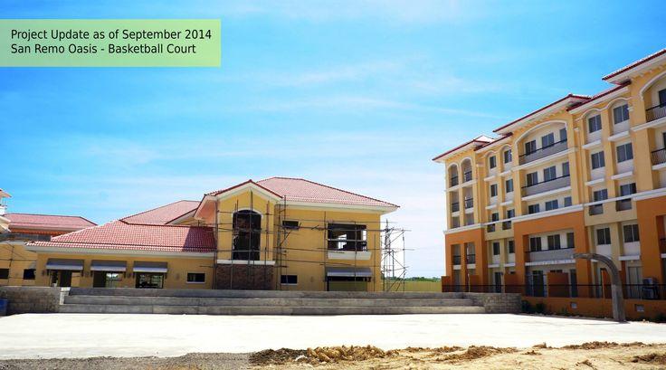 San Remo Oasis Citta De Marri Project updates basketball court