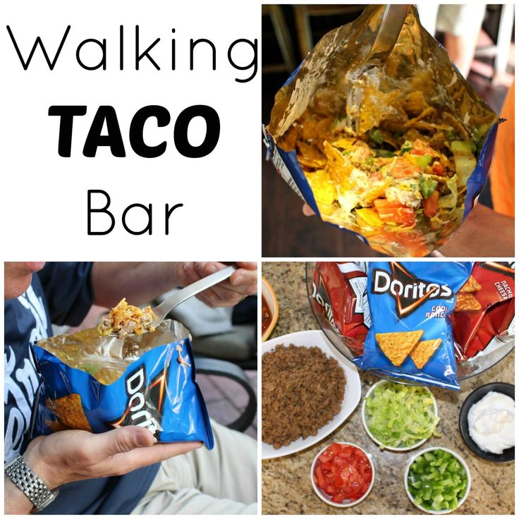 Walking+Taco+Bar+via+@jfishkind
