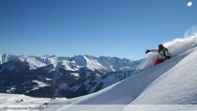Ski holidays Germany - ski deals - cheap ski packages including lift pass