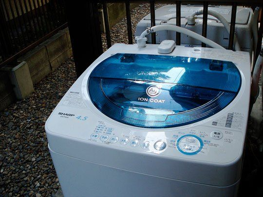 Small Washing Machines: Perfect For Renters