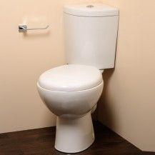 Laos Corner Toilet and Seat