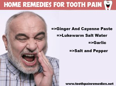 17 Home Remedies for Toothache – How You Can Help Your Home