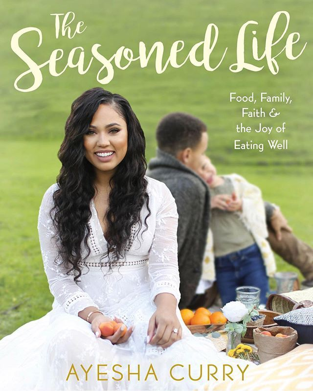 So beyond excited to share the COVER of my first cookbook THE SEASONED LIFE with you all! I wanted something unique and true to me so we shot this at the farm where Riley has her riding lessons! I am thrilled for you all to see all of my hardwork and to try these delicious family recipes!!! Until then, pre order the book NOW! The link is in my bio. #preorder NOW! #eeks !!! It's happening. @littlebrown @staceyglick @flutieentertainment @coeurdela. #amazon #barnesandnoble #everywheresept20