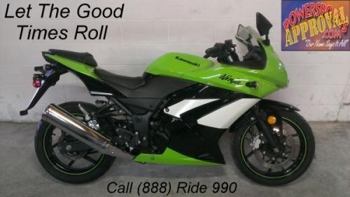 2009 Used Kawasaki Ninja 250R For Sale-U1972