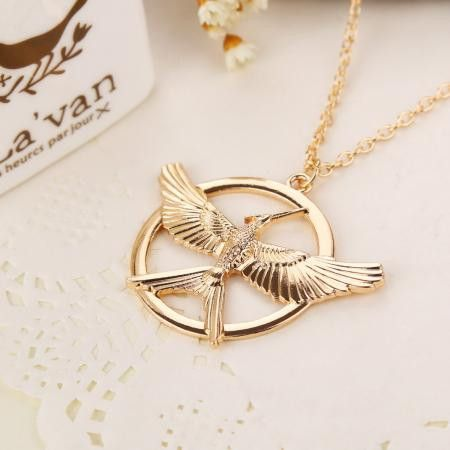 The Hunger Games: Mockingjay Necklace