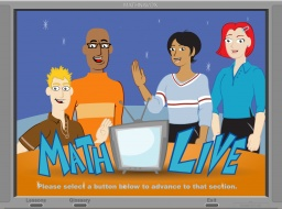 Math Live is a web site that 3rd-6th grade teachers should look at whenever they are starting a new unit.  It's packed with great TV like episodes in a cartoon format introducing many different math concepts. What's great is that it introduces math concepts to show how math applies in everyday life.  Give it a look and see what you think!: Grade Math, Grade Teacher, Everyday Life, Math Lessons, Teaching Math, Web Site, Math Living, Techi Classroom, Math Concept