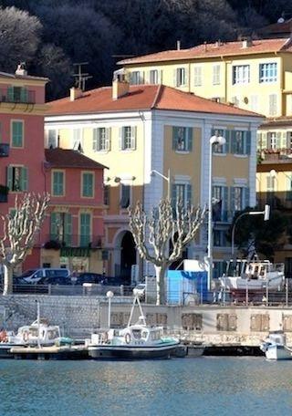 Port of Nice - France
