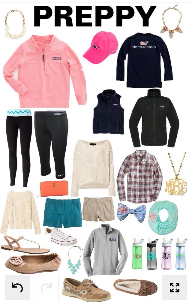 All things preppy. Preppy essentials. Vineyard Vines, Flannels, Sperry's, Monograms, and much more.