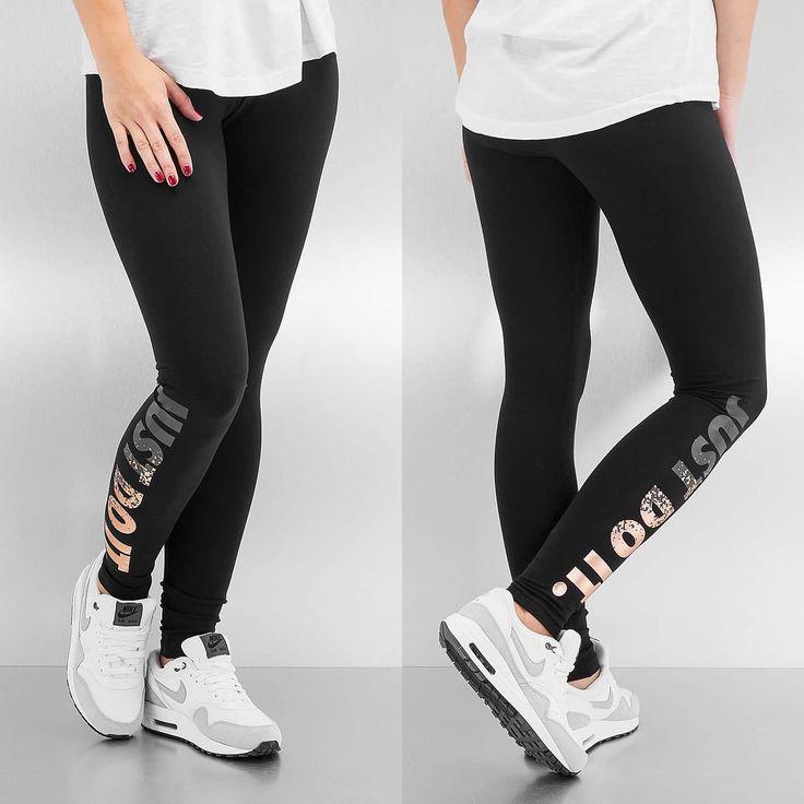 Nike Legging schwarz