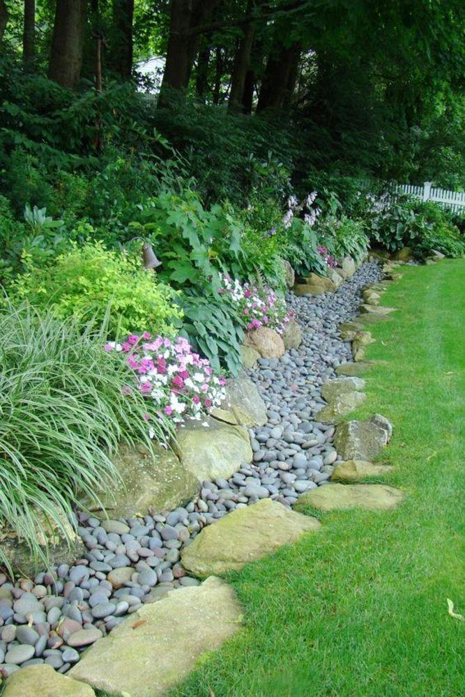 19 Stunning Dry River Designs For Gorgeous Garden