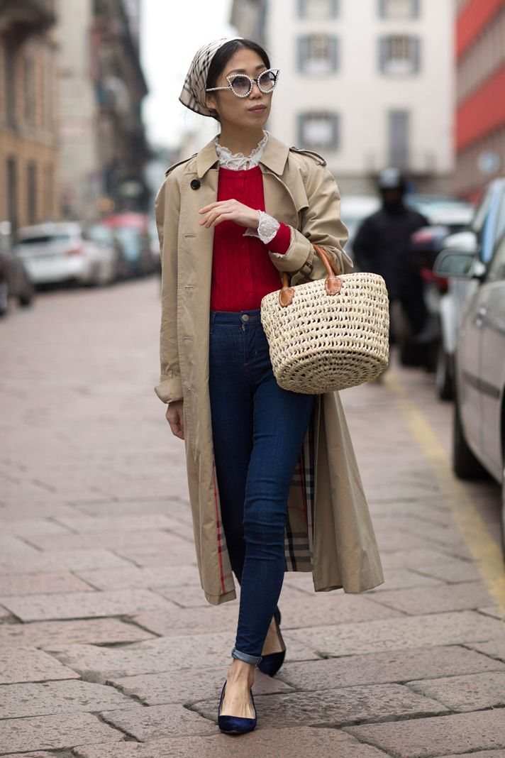 Tracking the Top Street Style at Milan Fashion Week