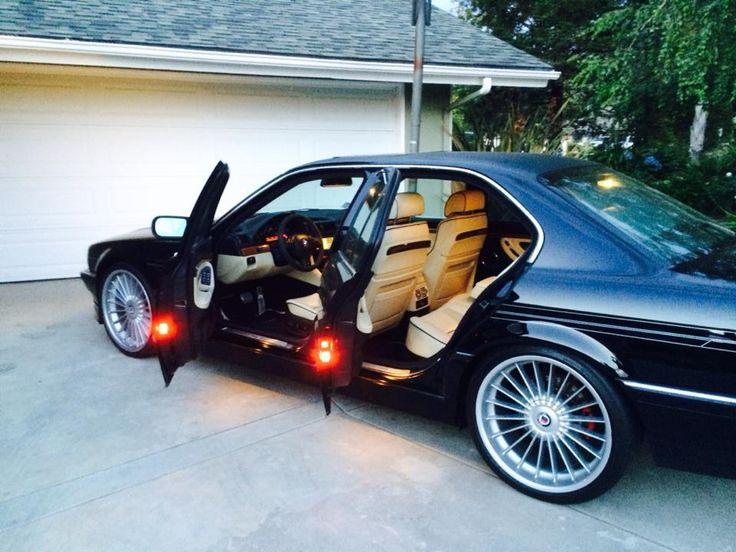 NUR BMW E38