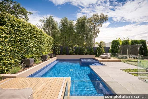 50 best pool surrounds images on pinterest swimming for Pool design requirements