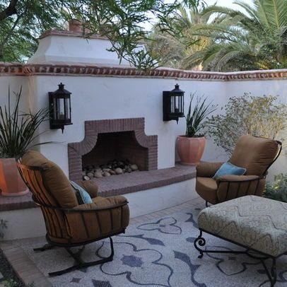 mediterranean patio design ideas pictures remodel and decor spanish stylespanish - Spanish Style Patio Ideas