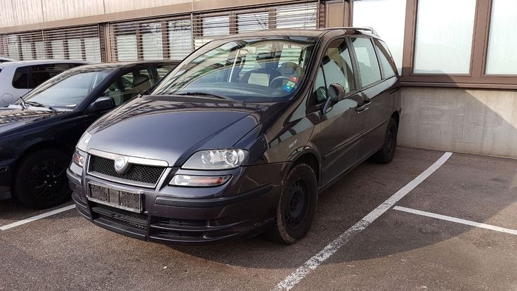Fiat Ulysse 2,2L. Diesel 94 kw