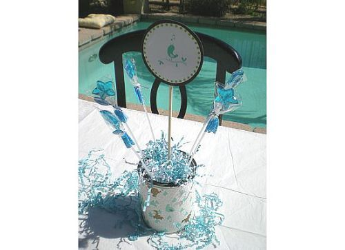 Diy backyard baby shower michaels craft stores floral