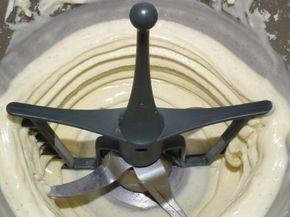 Glace au mascarpone à la vanille au thermomix