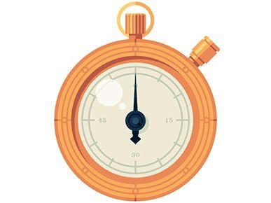 Cronómetro marino.