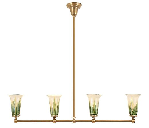 Aramayah With 2 1 4 Inch Shades Ceiling Fixture Four