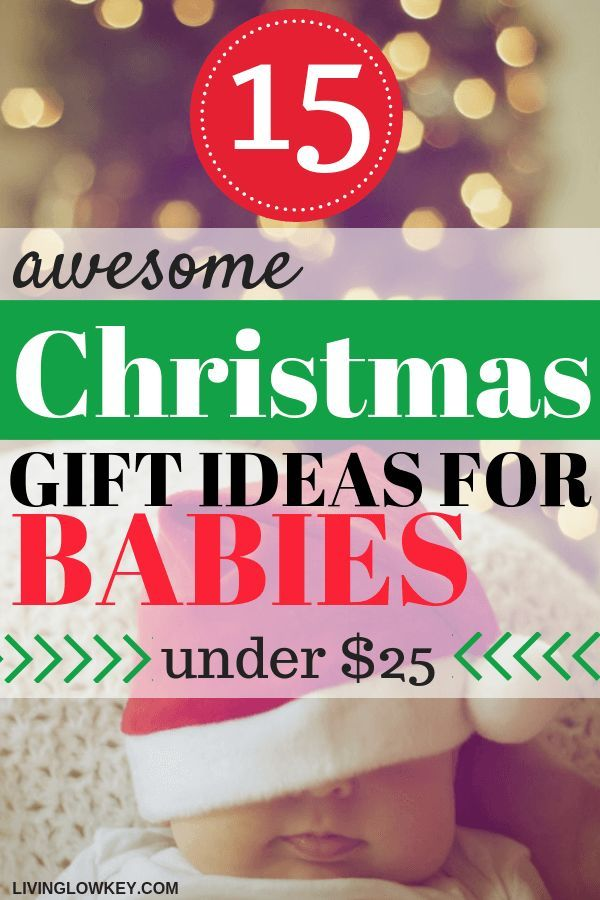 Baby's First Christmas Gift Ideas Under $25 | Money Saving Tips For Moms |  Pinterest | Babies first christmas, First christmas and Christmas - Baby's First Christmas Gift Ideas Under $25 Money Saving Tips For
