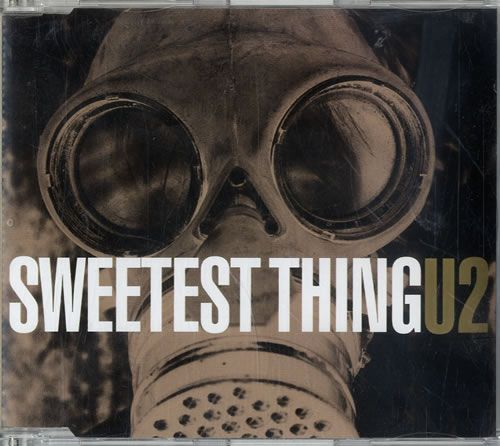 For Sale - U2 Sweetest Thing UK  2-CD single set (Double CD single) - See this and 250,000 other rare & vintage vinyl records, singles, LPs & CDs at http://eil.com