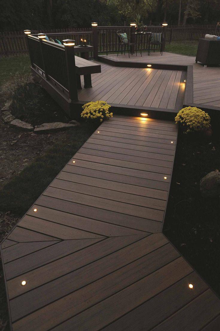 25+ Creative Landscape Lighting Ideen, um Ihrem Outdoor Space einen neuen Look zu geben