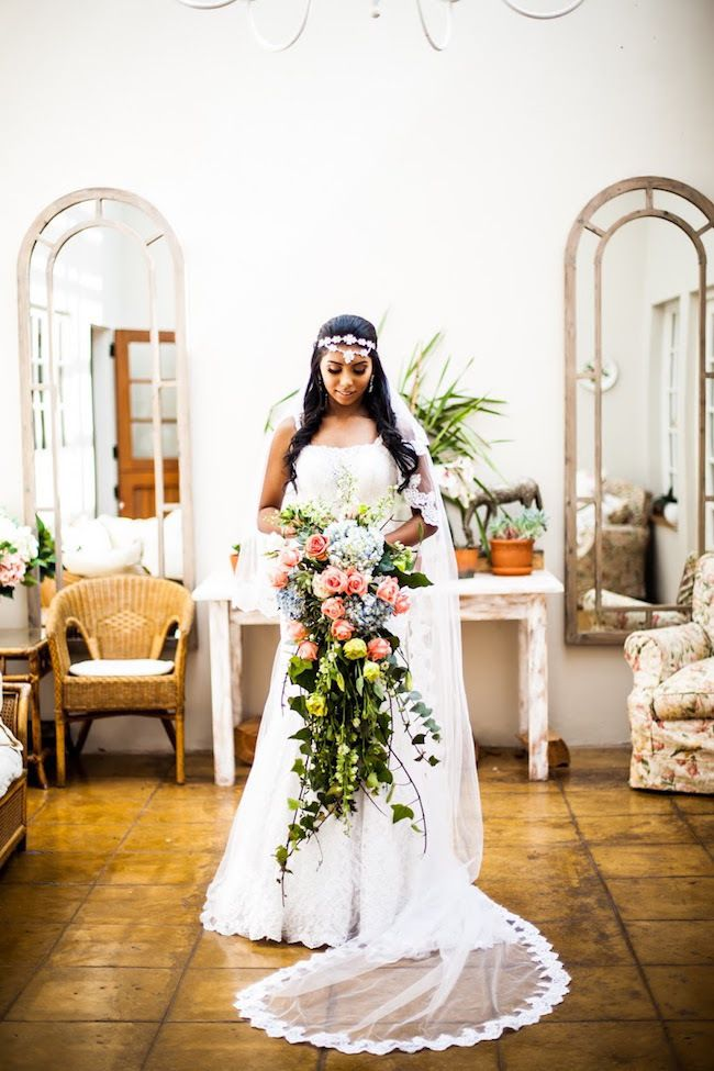 Spring Carnival Wedding At Providence By African Bear Photography