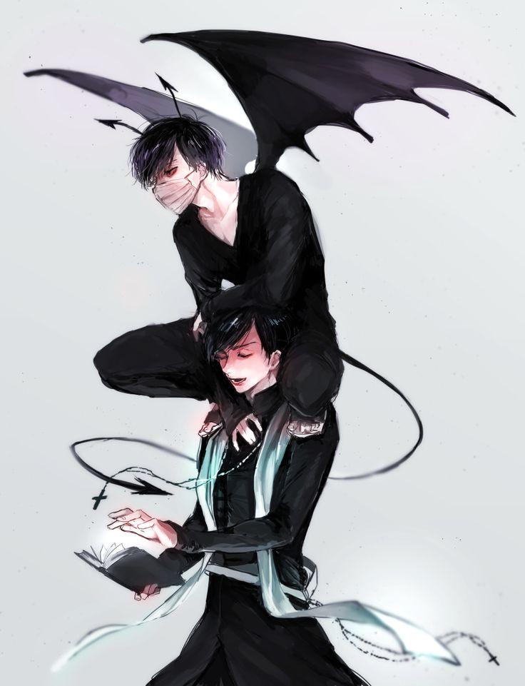 Osomatsu-san-  Karamatsu and Ichimatsu #Anime「♡」Religion