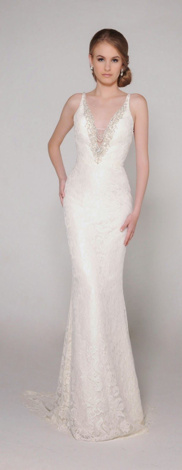 Wedding Dresses by Eugenia Couture Fall 2015   bellethemagazine.com