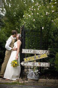 Wedding Signs on MARTHA STEWART Weddings. Reclaimed Wood Reception Decorations. Eco Wedding. Outdoor Wedding Decorations. Rustic Wedding -$99.00