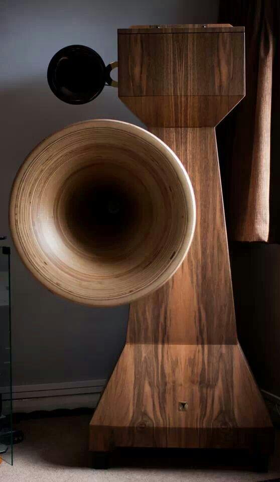 Tune Audio Anima Horn Speaker Horned Speaks Pinterest