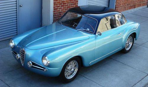 1955 Alfa Romeo 1900 CSS Touring 5 Window Coupe