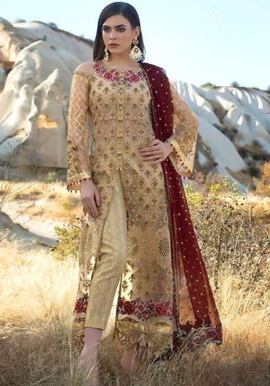 4666ea71e7 Shree Fab Designer Pakistani Style Salwar Suit | Products | Dresses ...