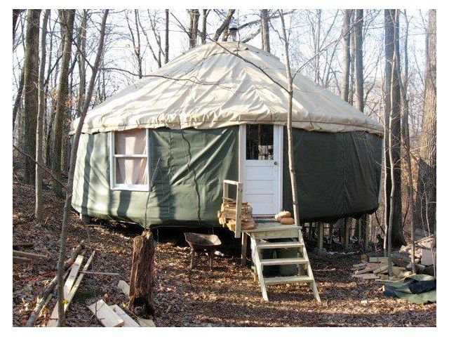 30ft Yurt For Sale for $5000