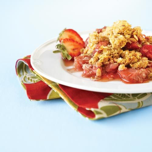 Sweet & Sour Crumbly Dessert