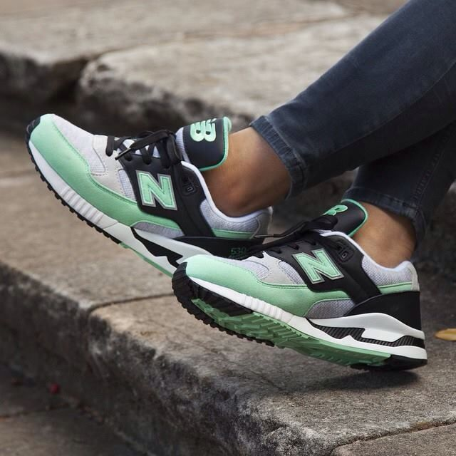 New Balance 530: Cool Mint