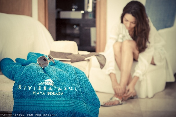 Embrace the day at Riviera Azul