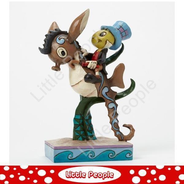 Jim Shore Horsing Around Jiminy Cricket Seahorse Figurine Disney Traditions Ebay Link Disney Traditions Disney Figurines Jiminy Cricket