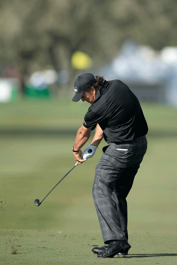 Phil Mickelson Swing Sequence GIF