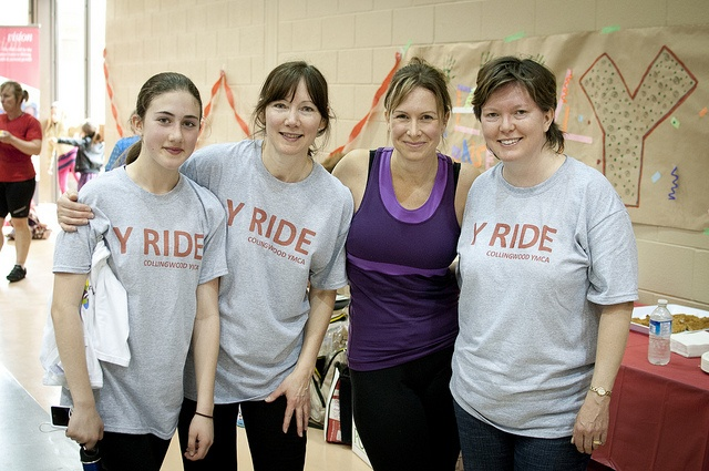 Money raised from the Collingwood Y Ride supports the Strong Kids Campaign.