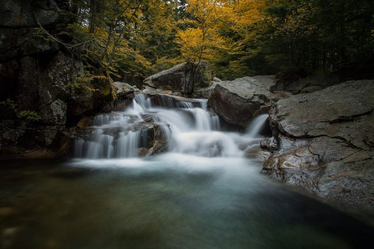 Somewhere In time ~ Franconia Notch State Park, White Mountains, NH