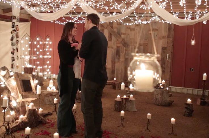 Lauren & Chris' Proposal - (The most romantic, thoughtful proposal you'l...