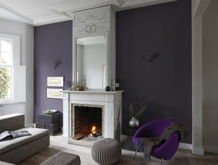 17 best images about the color collection on pinterest for Interieur aubergine